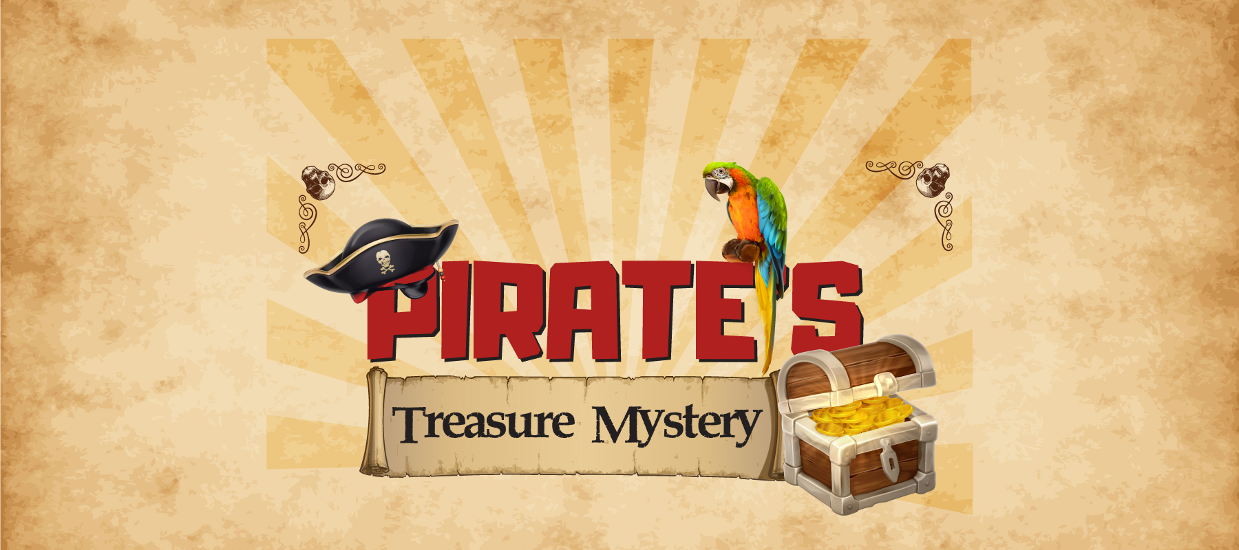 Pirate's Treasure Mystery