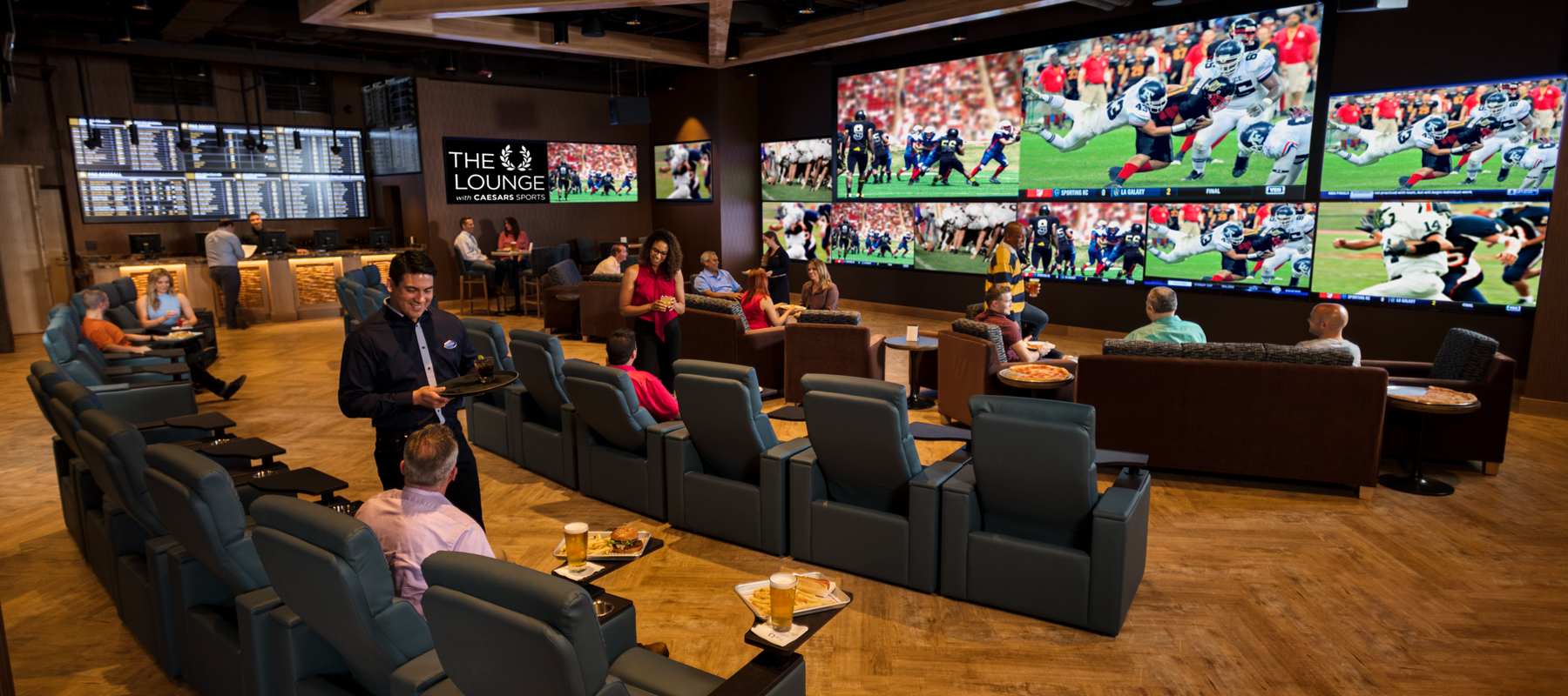 The Lounge with