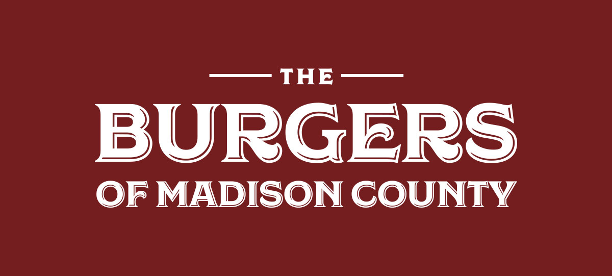 Burgers of Madison County - Monday Special