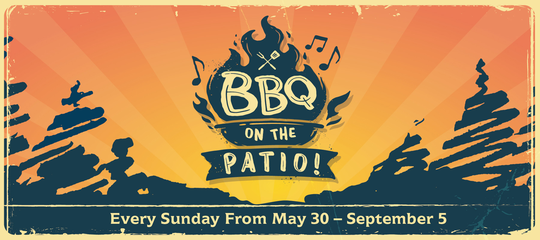 Live Tunes & BBQ on the Patio