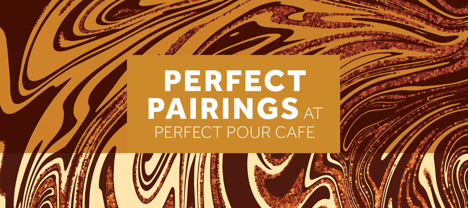 Enjoy Coffee or Cocoa and Confections All Through September