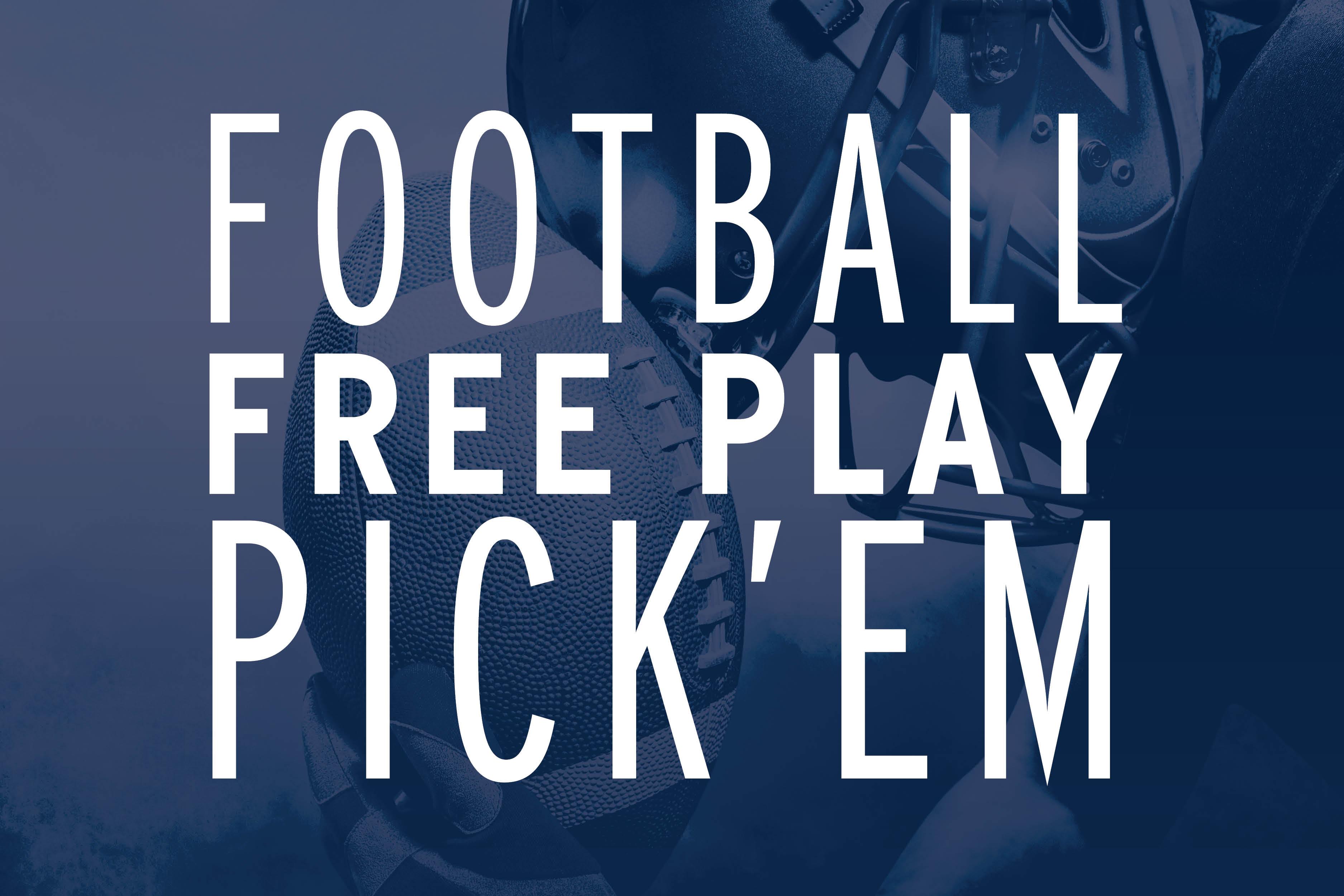 Football Pick 'Em