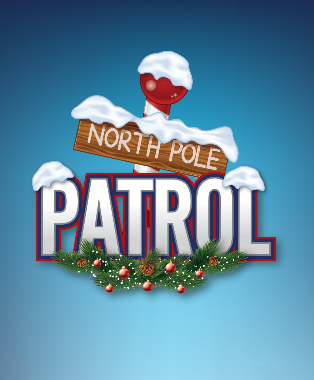 North Pole Prize Patrol