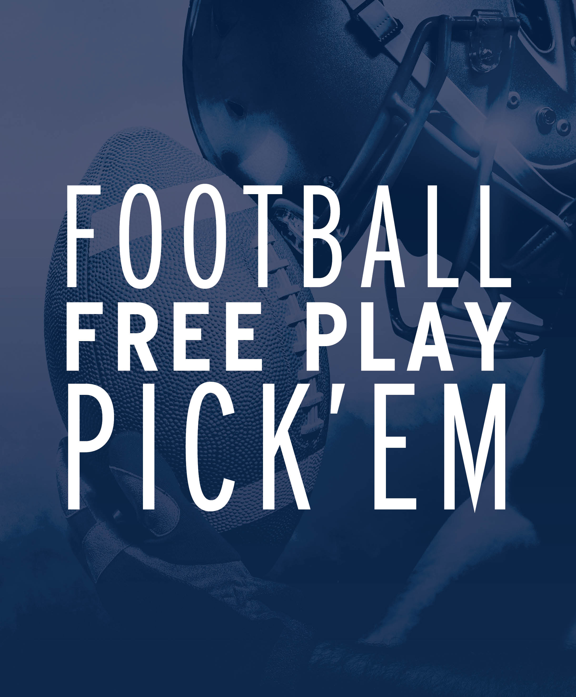 Football Free Play Pick 'Em