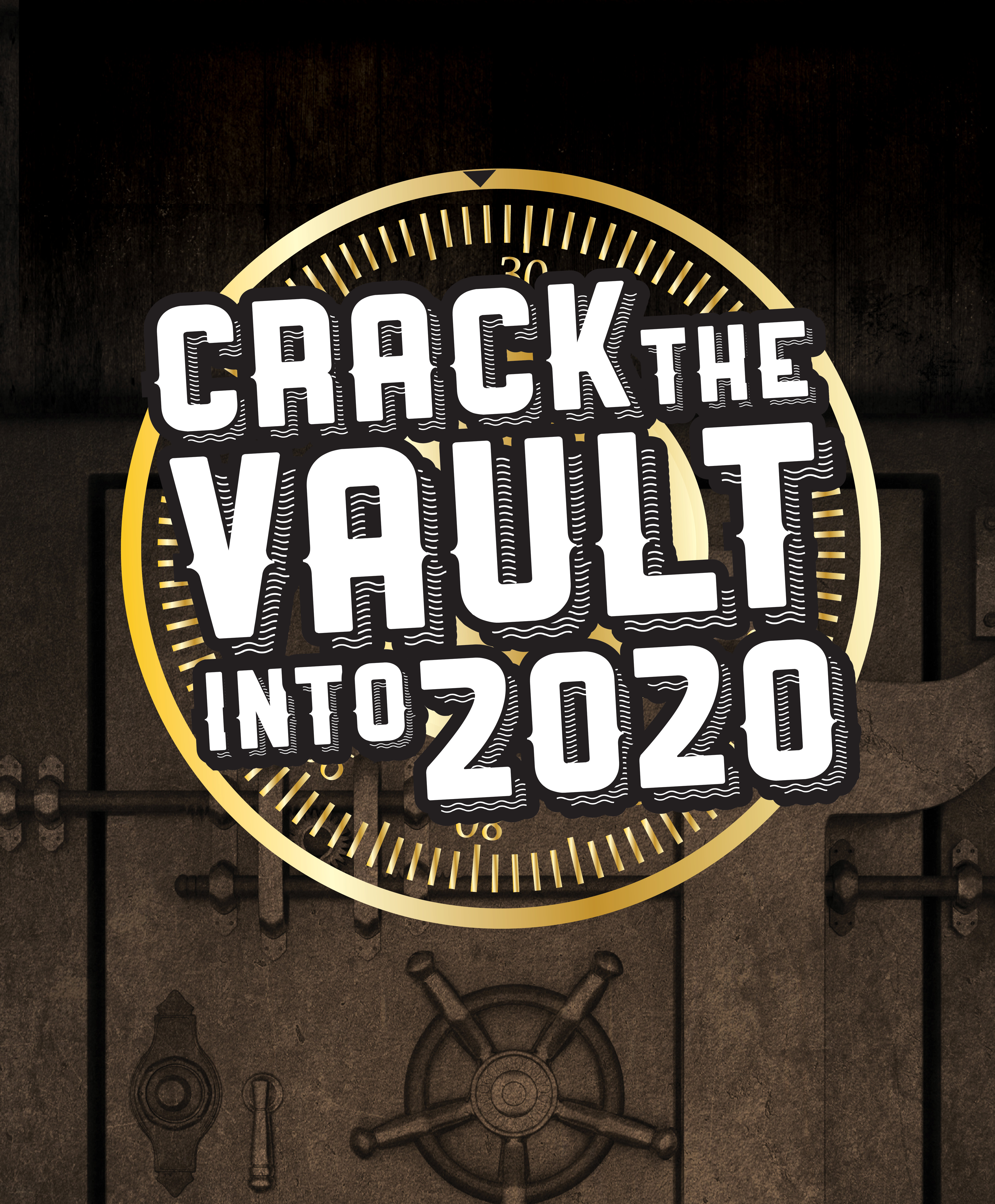 Crack the Vault Into 2020