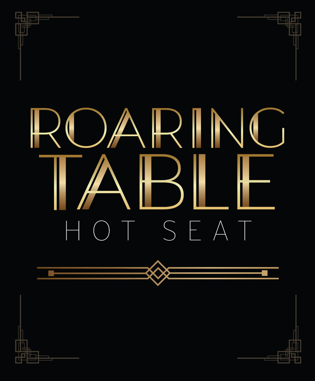 Roaring Table Hot Seats