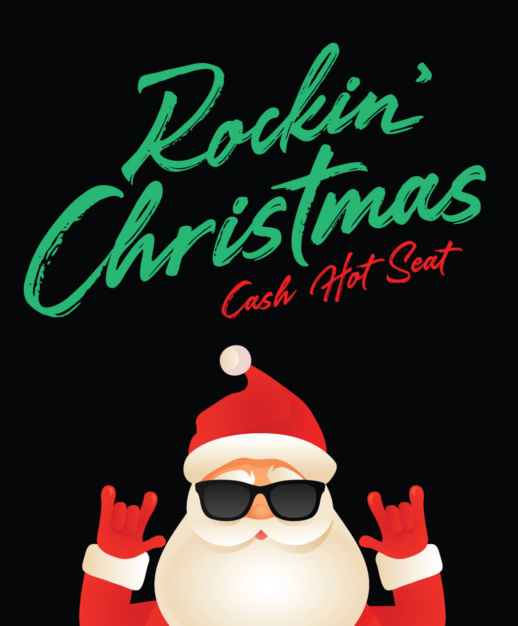 Rockin' Christmas Cash Hot Seat