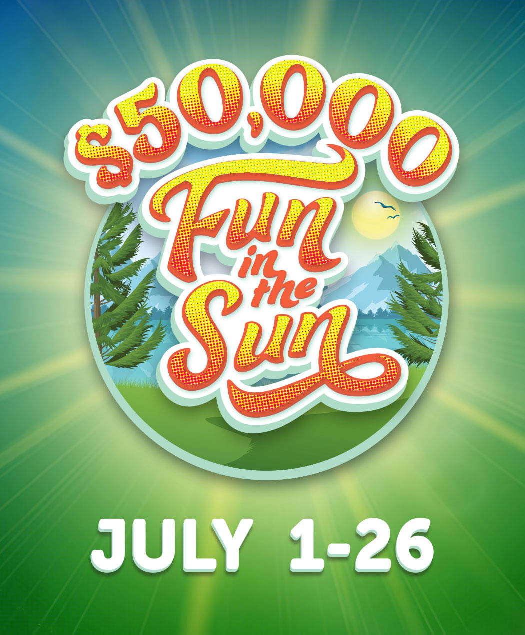$50,000 Fun in the Sun
