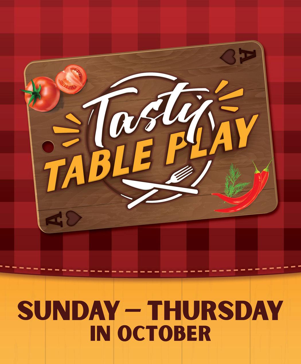Tasty Table Play