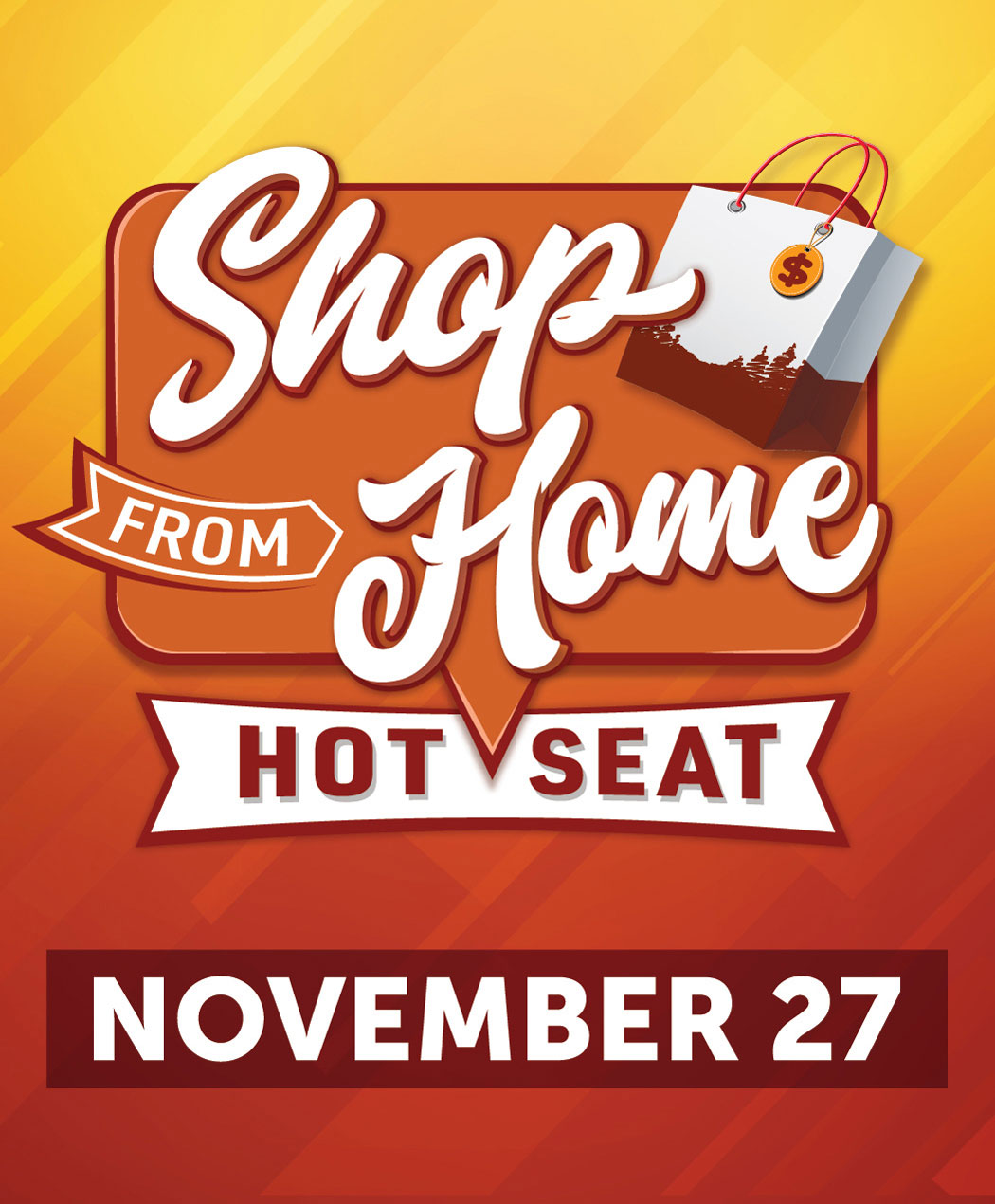 Shop from Home Hot Seat
