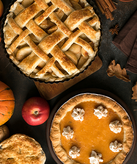 Holiday Pies Now Available at Opals