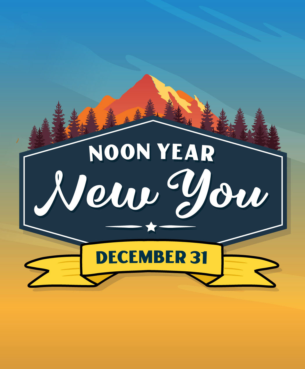 Noon Year, New You