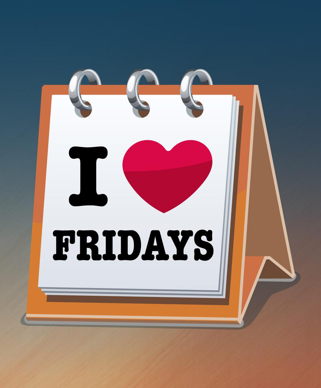 I Heart Fridays