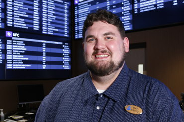 Meet Ray Garfield: A Sport's Fan's Dream Job