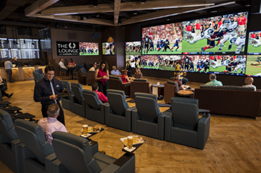 Sports Book Ready for Some Football