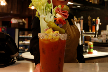 New Bloody Bar at Perfect Pour